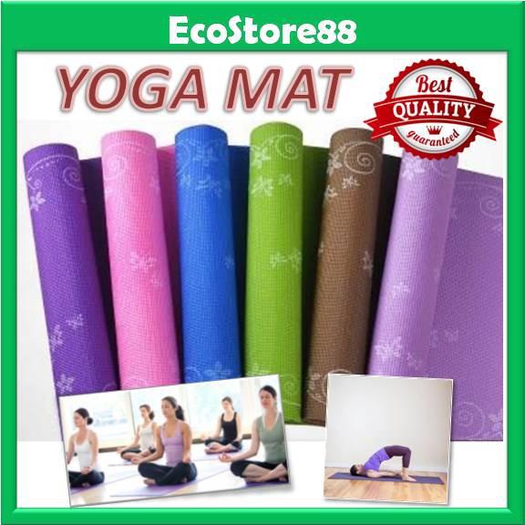 **CLEARANCE SALE** HIGH QUALITY Yoga Mat Flower Frame 6mm