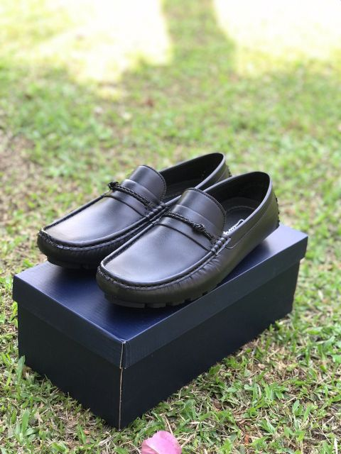 LOAFER CL4RK BLACK [39-45 EURO]
