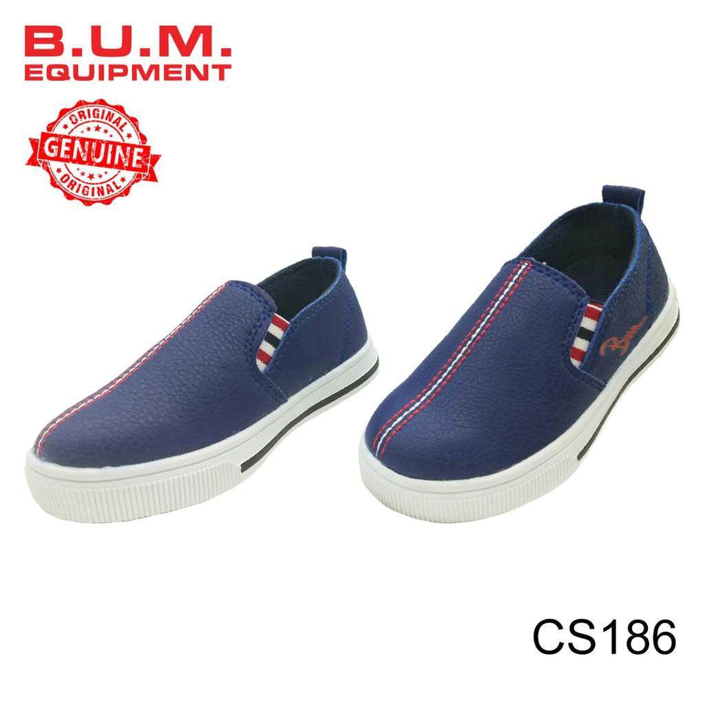 BUM Equipment Toddler Canvas Shoes CS185/CS186   Shopee Malaysia