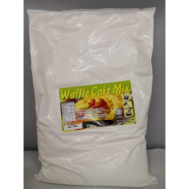 Waffle Premix Powder 1.8Kg (Halal Malaysia)
