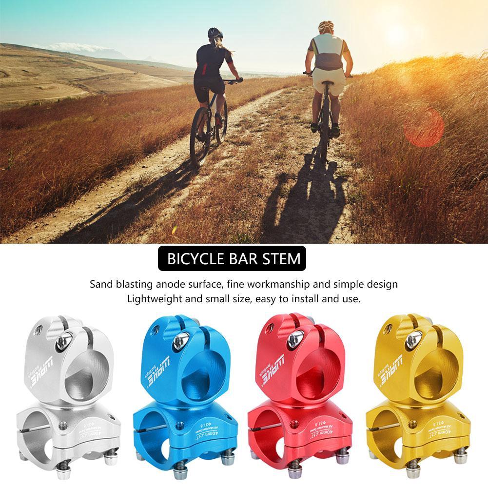 EC90 Carbon Handlebar Stem Road Bike 31.8 Carbon+Aluminum MTB Bicycle Stems