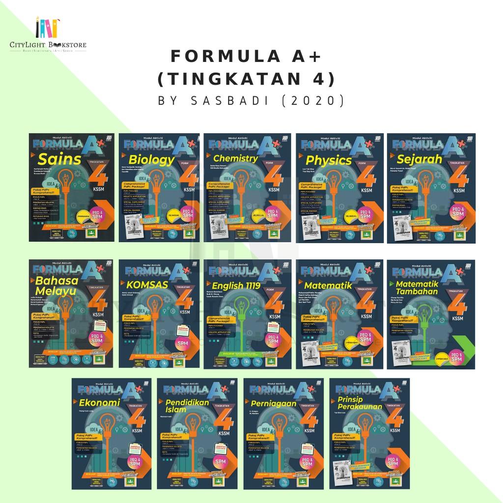 Formula A+ Sejarah Tingkatan 2 Jawapan - Next Contoh