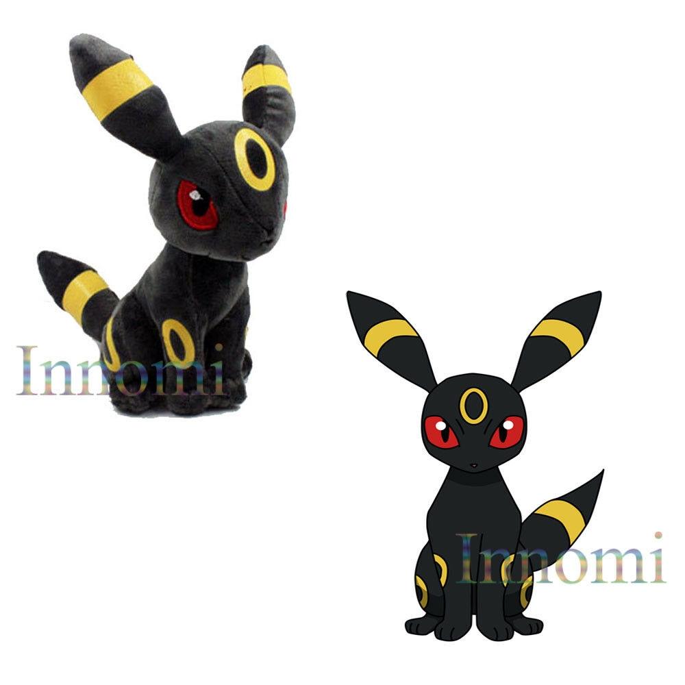 Toys & Games 8 Pokemon Jolteon Flareon Glaceon Umbreon Espeon Sylveon Plush Toy Stuffed Gift
