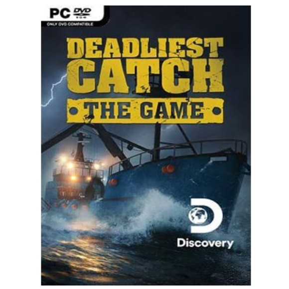 DEADLIEST CATCH: THE GAME [PC DIGITAL DOWNLOAD]