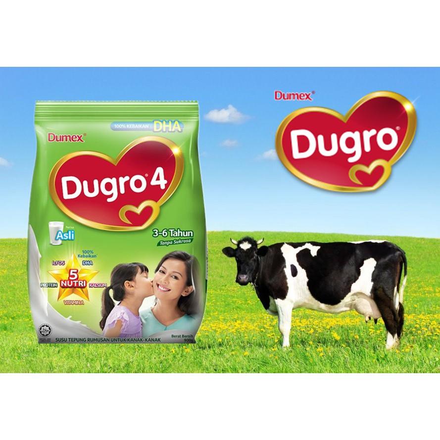 Dumex Dugro 4 Asli 900g