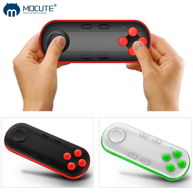 Mocute 051 Wireless Game Pad Bluetooth Gamepad Pubg Controller Mobile  Joystick For iPhone Phone PC Trigger Console Mobil