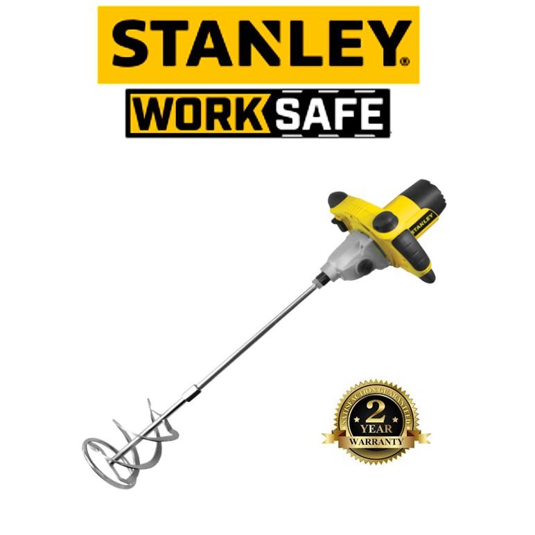 STANLEY  SDR1400 1400W HEAVY DUTY MIXER ( 2 YEAR WARRANTY)