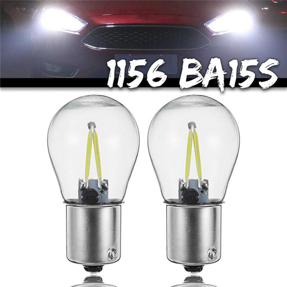 Hot Auto Car Reverse Light Lamp Bulb White 1156 BA15S P21W DC 12V CREE Q5 LED