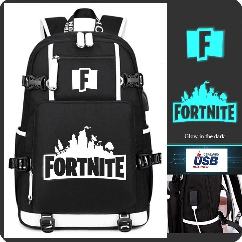 Backpack School Bag Book Bag for Boys Girls Game-2019