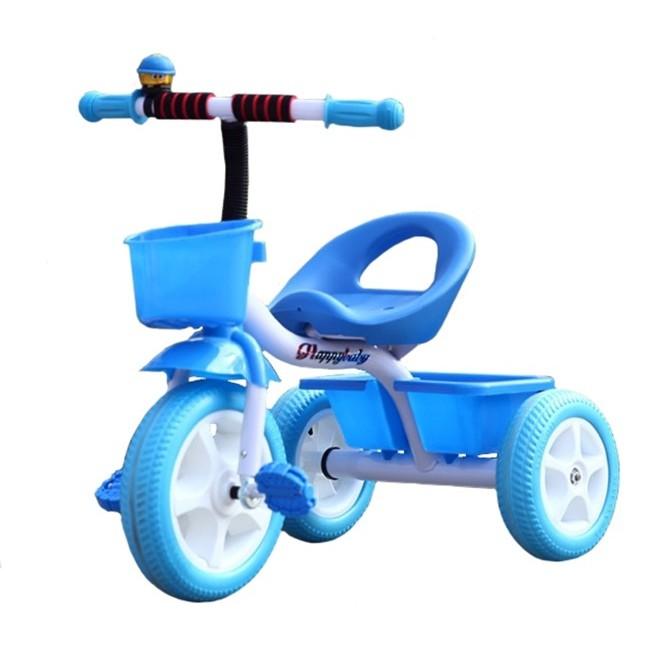JT003 CUTIE KID TRICYCLE (BLUE/PINK)