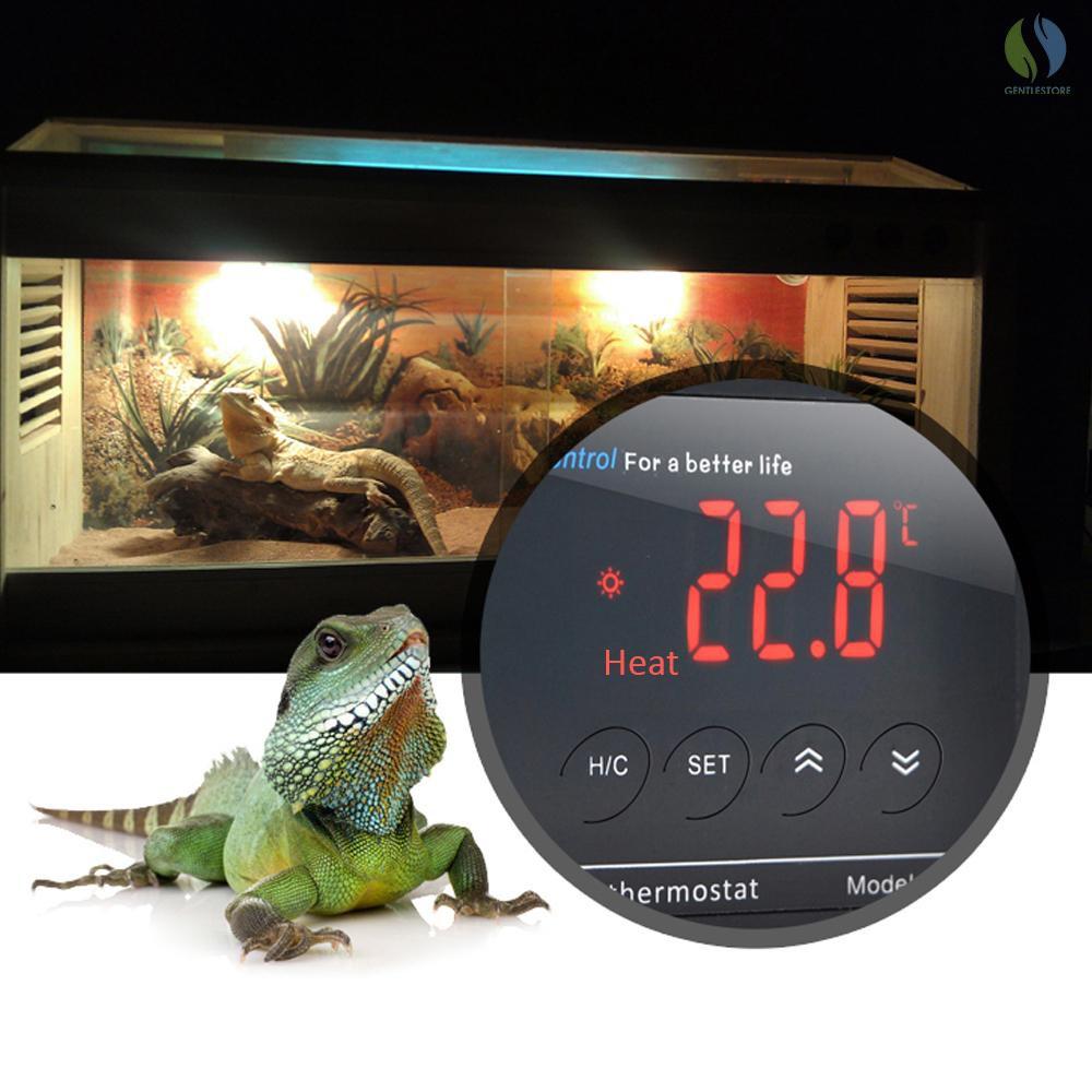 New 110//220V Digital LED Temperature Controller Thermostat for Aquarium Reptile