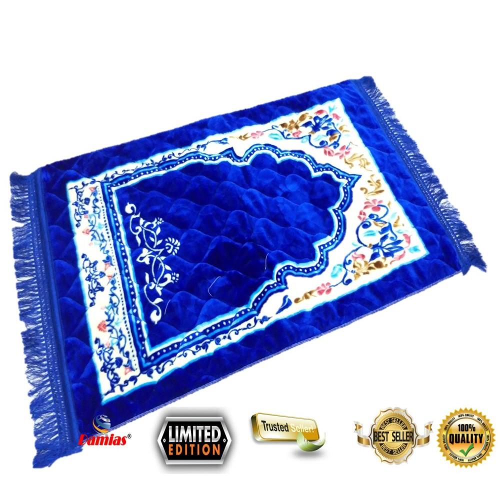 (RAMADAN READY STOCK SALE) Sejadah Gebu Super King Size Tebal, Muslim Prayers