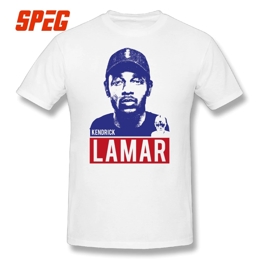 1f7912ef3 Tee Shirts Design O-Neck Tops Men T-Shirt Kendrick Lamar Vintage Poster s T  Shirt 100% Cotton | Shopee Malaysia