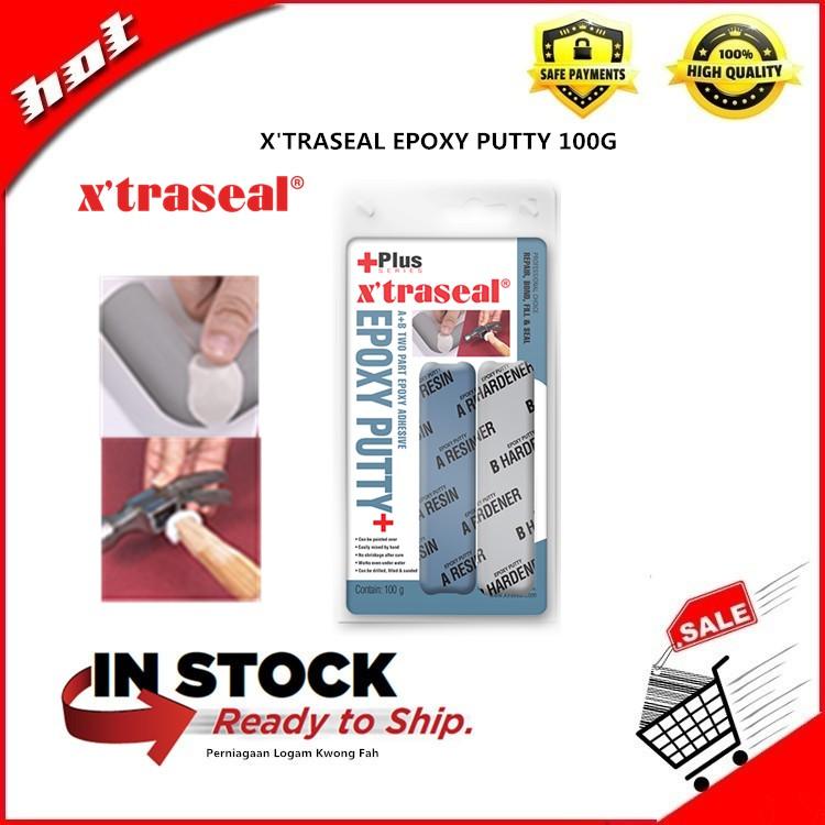 XTRASEAL Epoxy Putty Plus 100gm