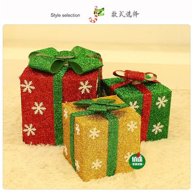ProductImage. ProductImage. Christmas Gift Boxes Decoration