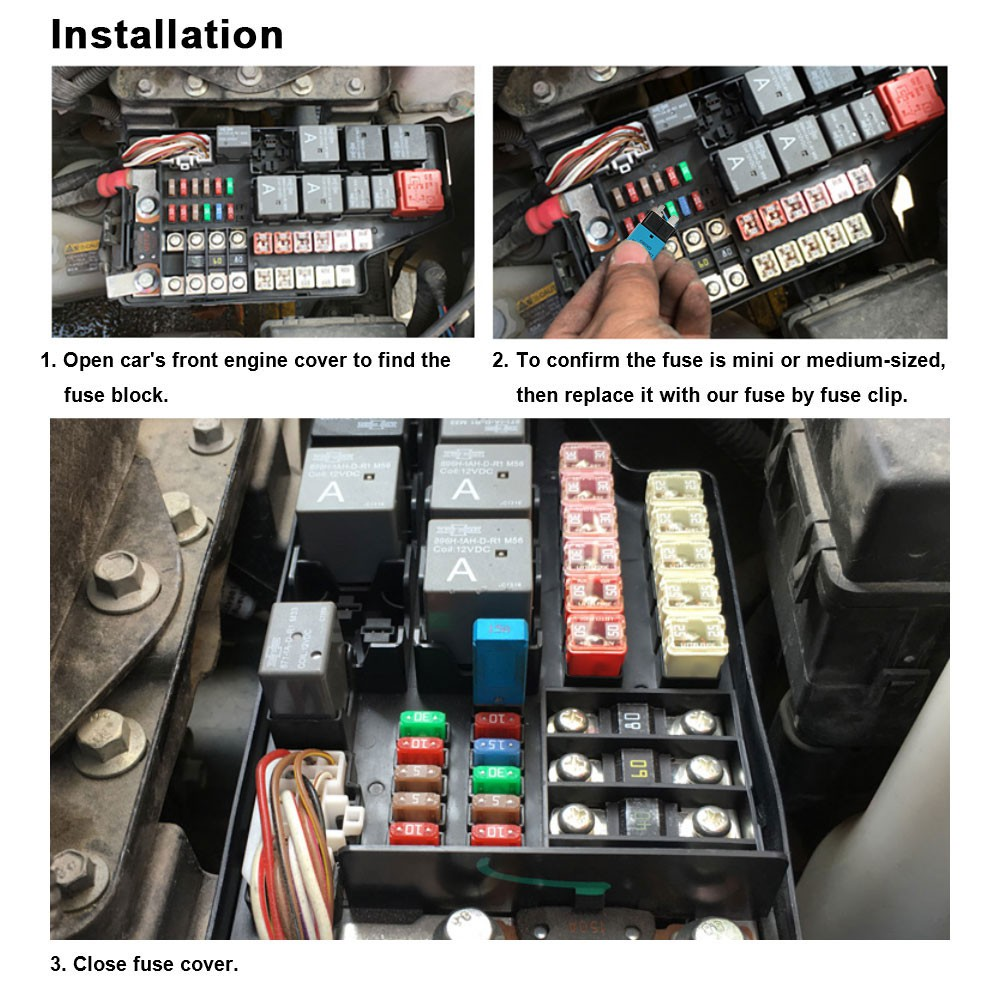 Car Audio Manual Circuit Breaker Refitted Replace Fuse Reset Limit Details About 200a 12v 200 Amp Switch 100a Shopee Malaysia
