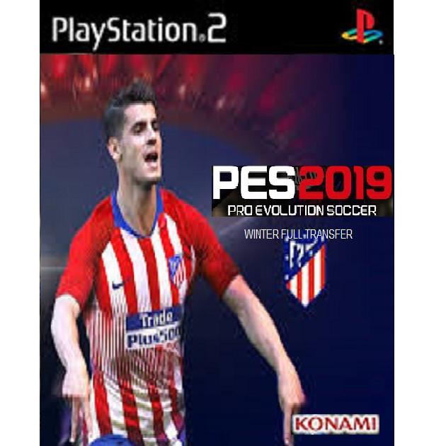 PS2 PES 2019 Winter Full Transfer