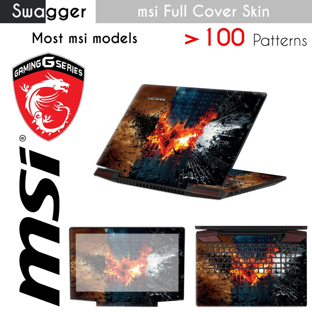 where to buy msi laptop skin