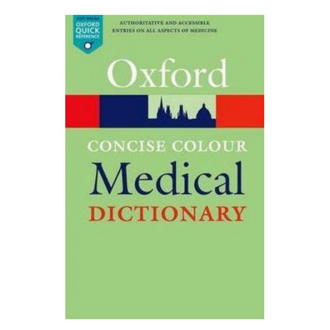 Dictionary Of Concise Colour Medical Dictionary (6th Ed )