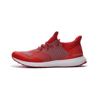online retailer 1d5ef 29b0c Adidas Ultra BOOST Uncaged Solebox Red Men Shoes Size 40-44