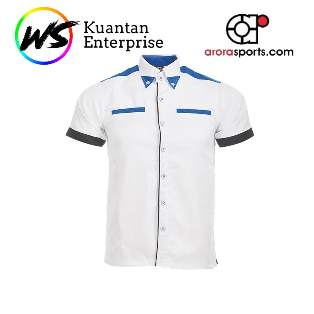【100% Original】ARORA SPORTS Unisex Men F1 Corporate Uniform - PSM10