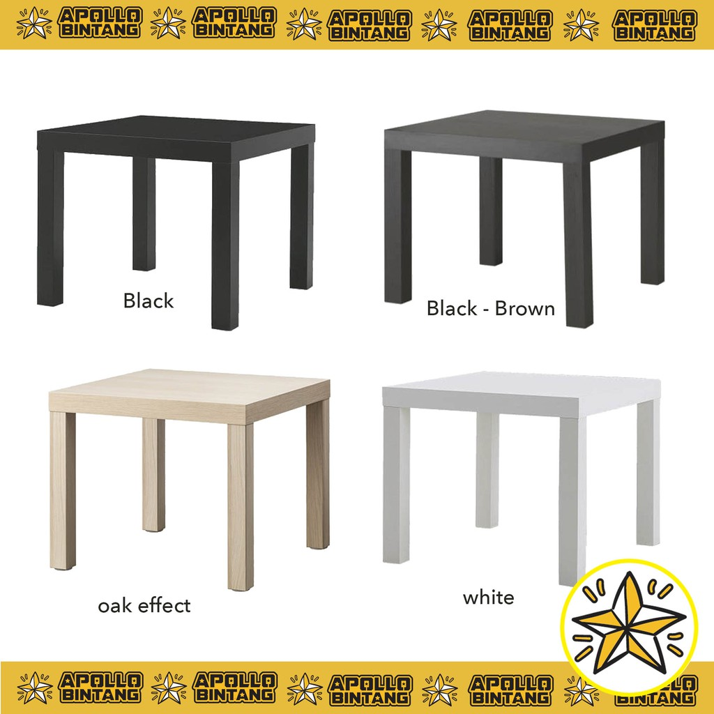 Outstanding Lack Side Table Ikea Ready Stock Alphanode Cool Chair Designs And Ideas Alphanodeonline