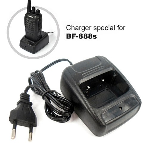 BAOFENG BF666S/BF777S/BF888S Desktop Charger