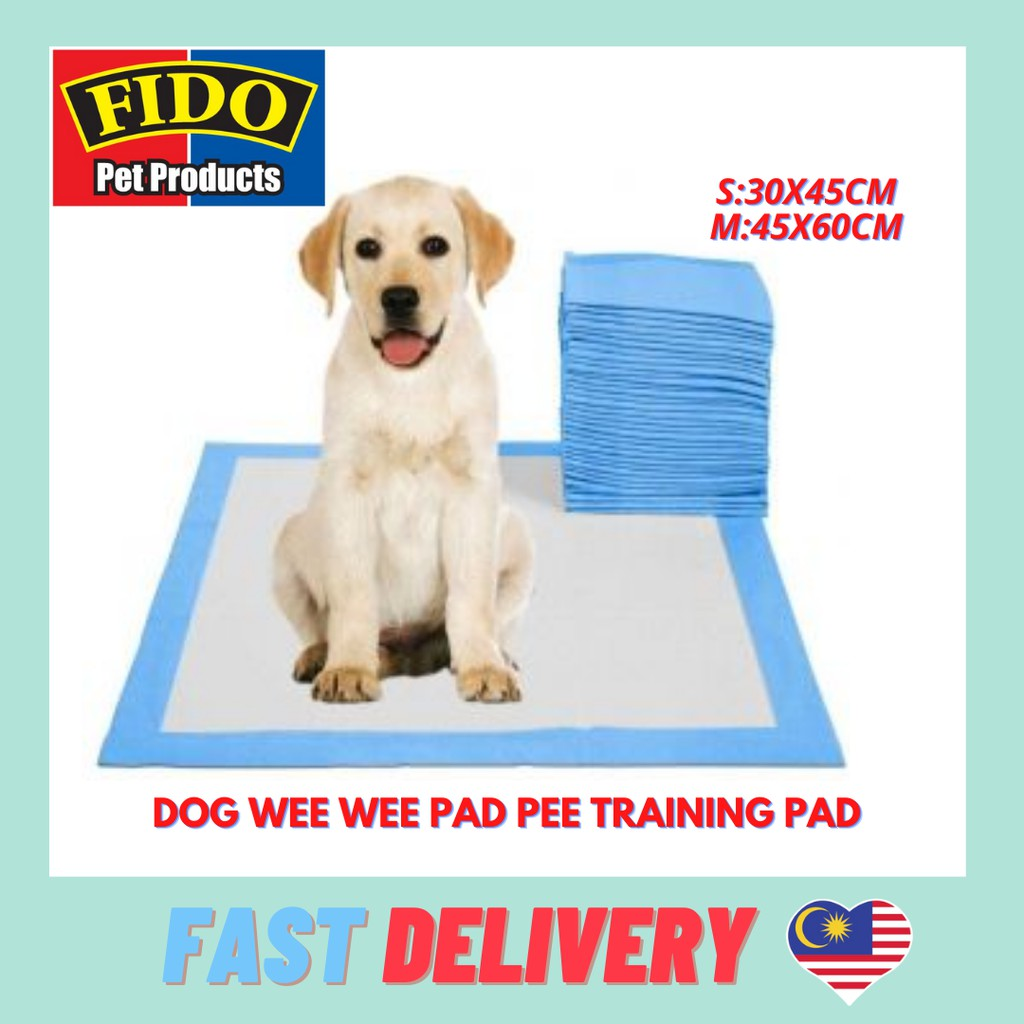 Dog Wee wee Pad Pee training Pad S M Size