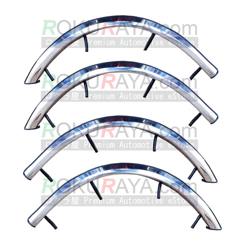 JDM TOYOTA COROLLA AE100-101 Fender Flares Wheel arch Steel