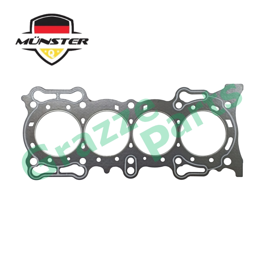 Münster Cylinder Head Gasket 12251-PTO-000 for Honda Accord SM4 F20A (Carbon)