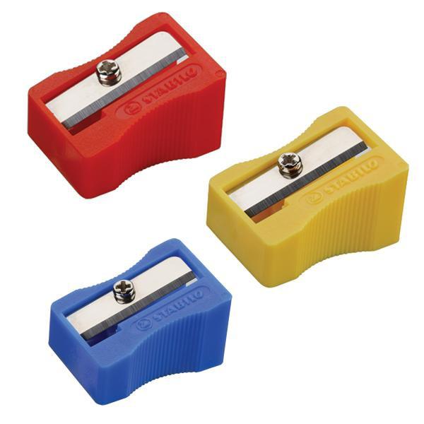 Stabilo 4562 Jumbo Pencil Sharpener Jumbo Colour Pencil 456224