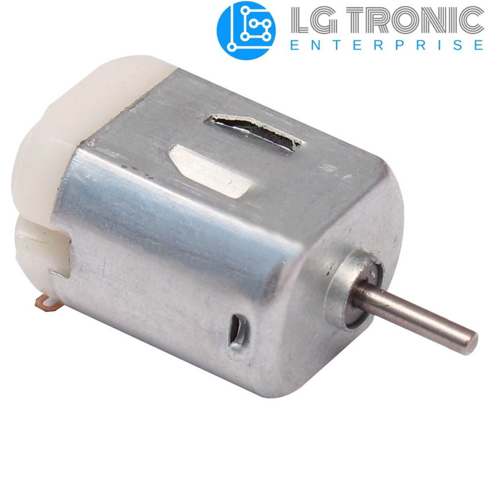 DIY DC motor 5V 130 size