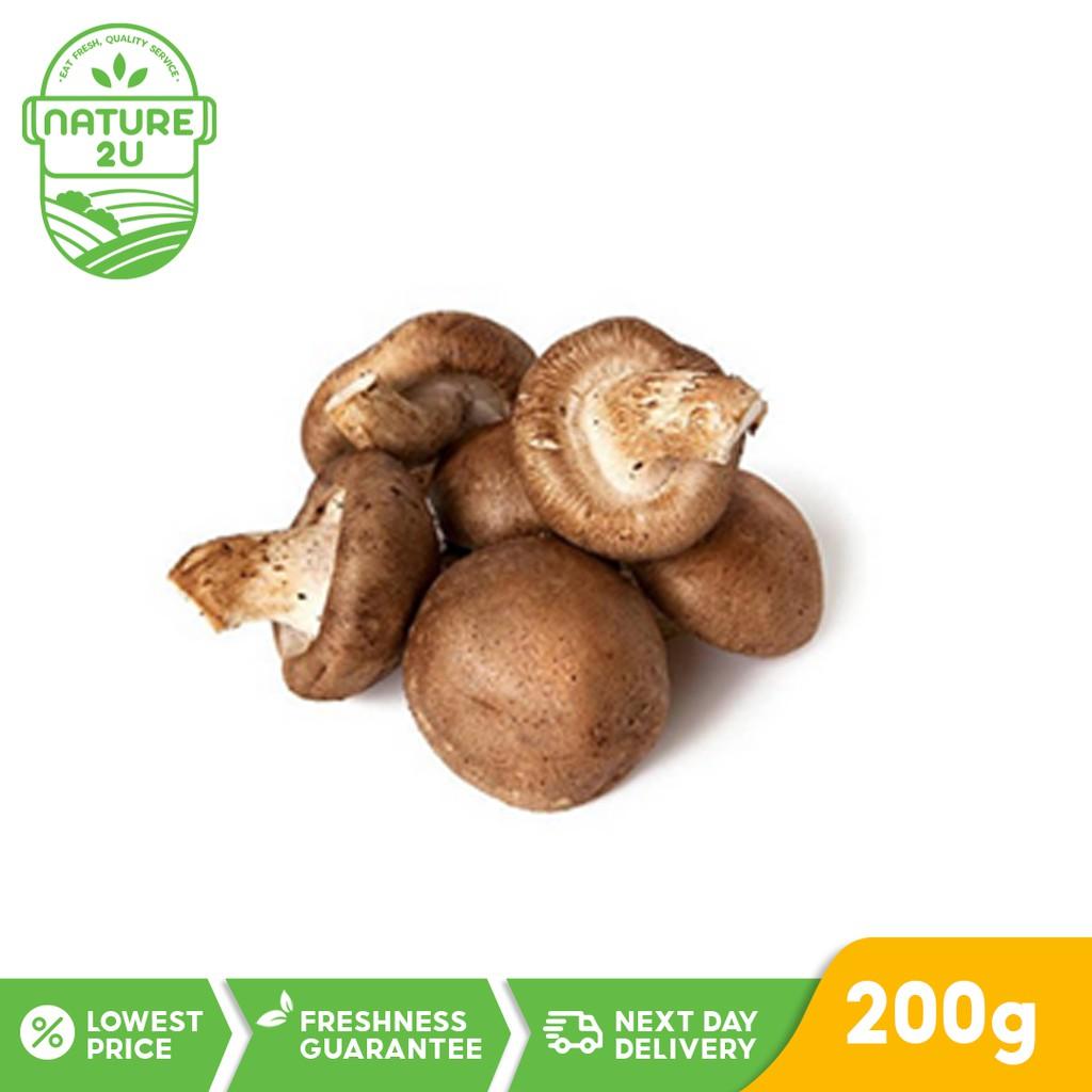Fresh Vegetable - Shitake Mushroom (200g)
