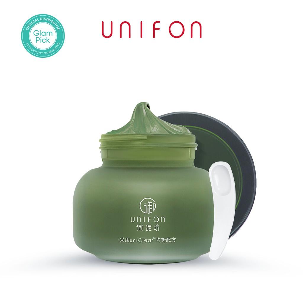 UNIFON Pore Minimizing Green Bean Mud Facial Mask 90ml