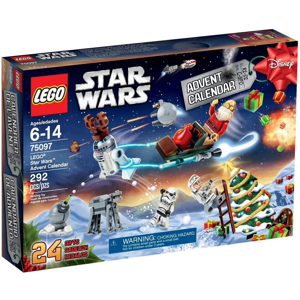 Advent Lego Wars Calendar Stat 75059 bYgy6f7