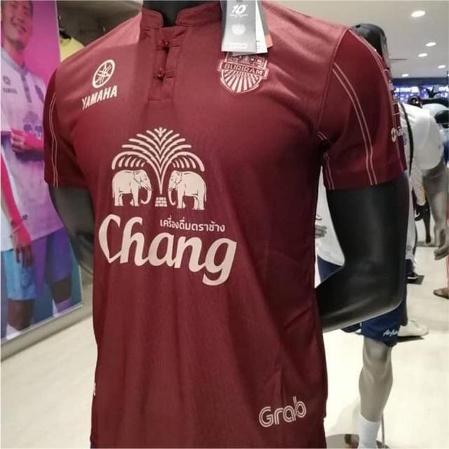 เสื้อ Third 2019บุรีรัมย์ของเเท้