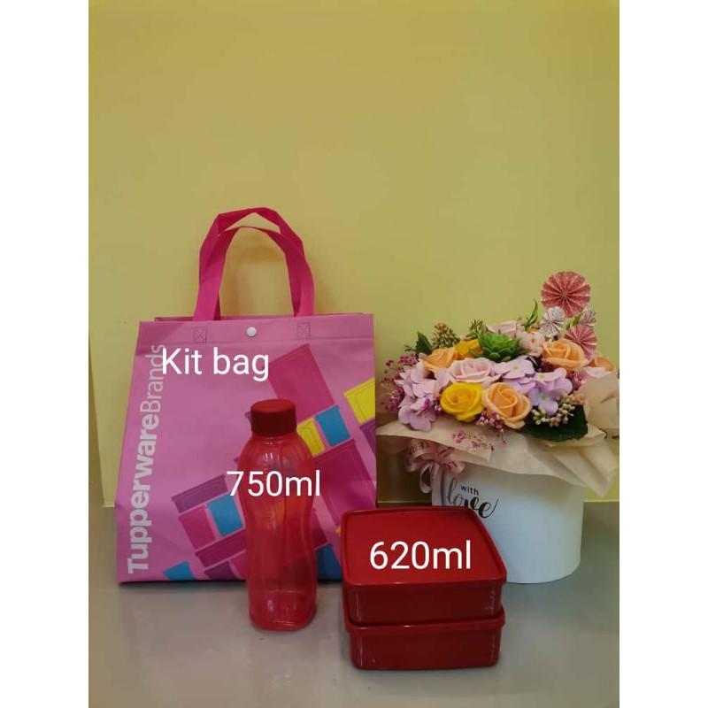 💥 NEW💥Tupperware  Starter Kit Bag 1set (4pcs)