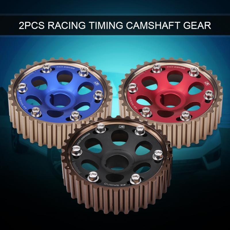 Aluminum Racing Camshaft Gear Set for Honda Integra Civic