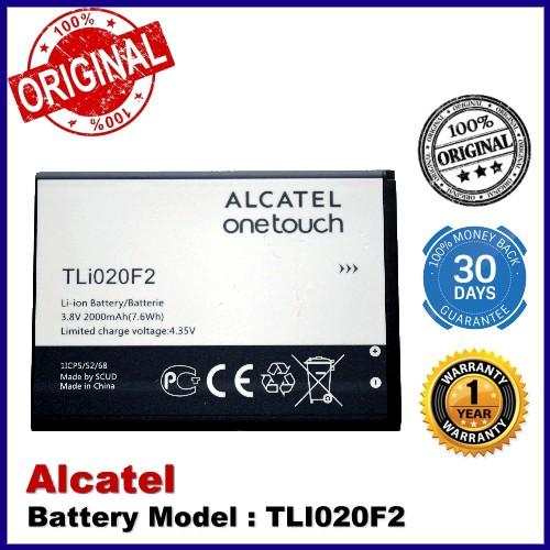 Original Battery Alcatel TLI020F2 Alcatel Fierce 2 (7040N) Battery