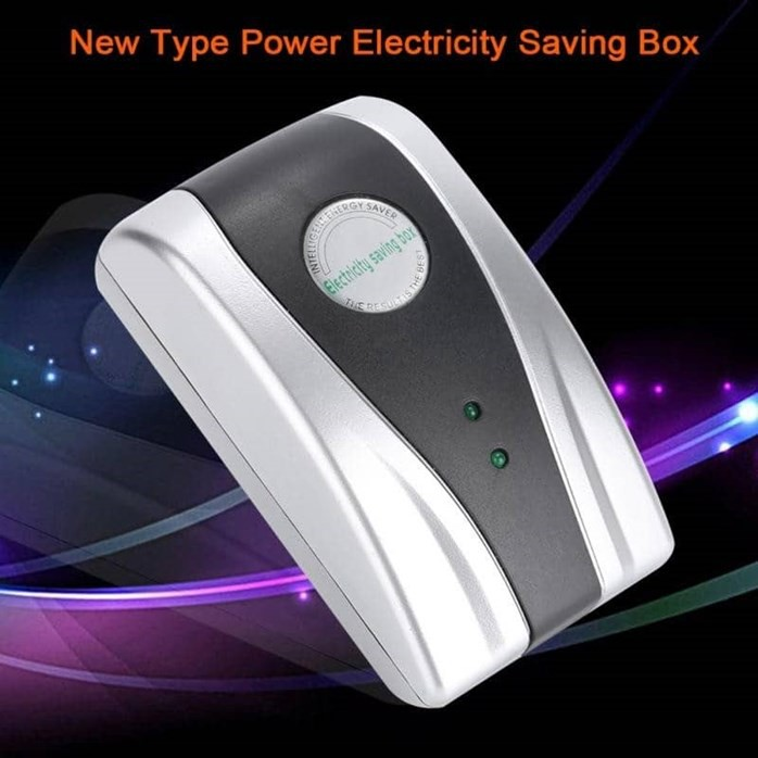 MALAYSIA ] ALAT JIMAT ELEKTRIK / ELECTRICITY SAVING BOX (Hijau) Alat Jimat Elektrik