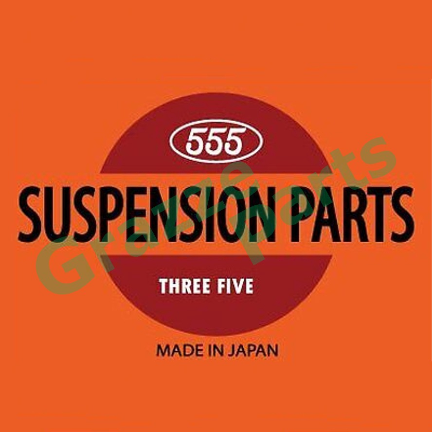 (2pc) 555 Japan Tie Rod End Set SE-7301 for Proton Gen2 Gen 2 Persona Waja Wira