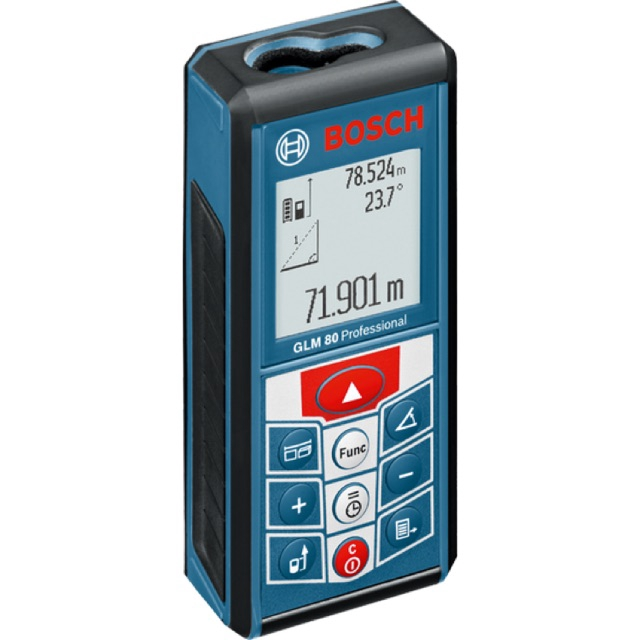 Bosch GLM80 professional digital measure type