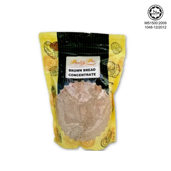 PASTRY PRO, Bread Mix, Brown Bread Mix Concentrate, 500 gm