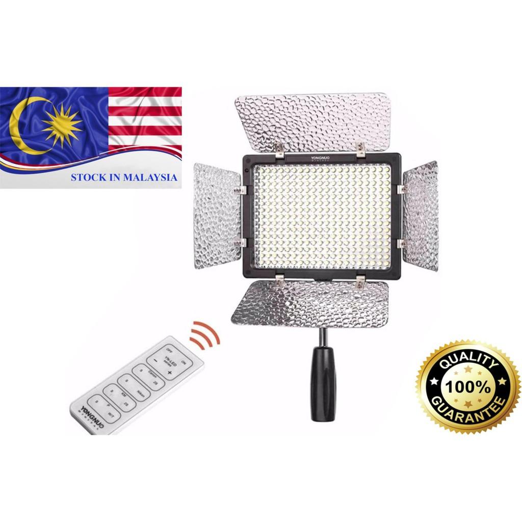YONGNUO YN-160II 10W 1280lm 160-LED Warm White Video Light (Ready Stock In Malaysia)