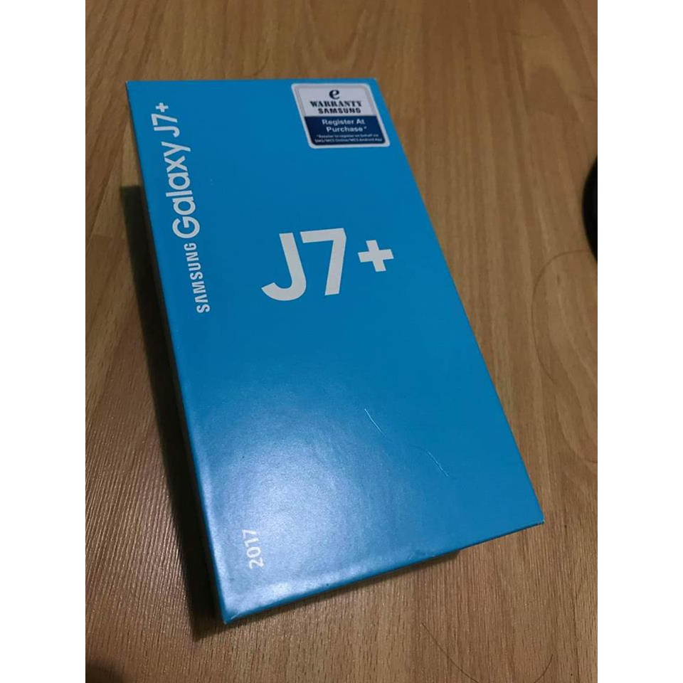 Samsung Galaxy J7+ 32GB
