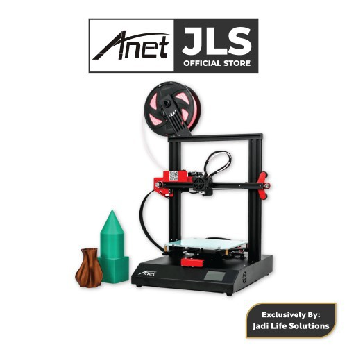 Anet ET4 All-Metal 3D Printer With Industrial Grade Chipset