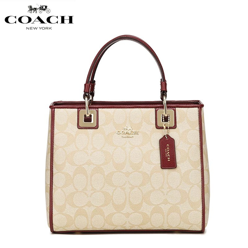 8795d9c042cc Coach2017 new handbag shoulder bag shell Xiekua package 11927 ...