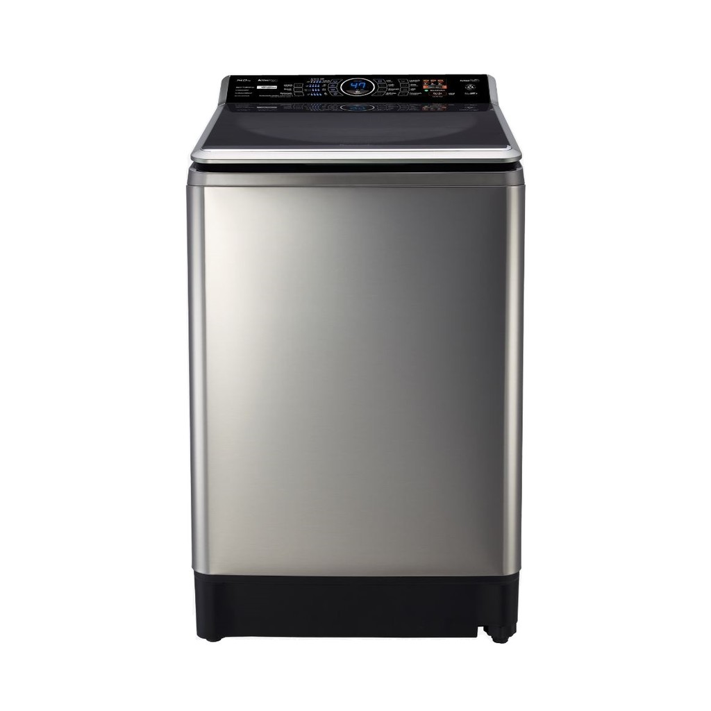 PANASONIC INVERTER TOP LOAD WASHING MACHINE 16KG | NA-FS16V7SRT