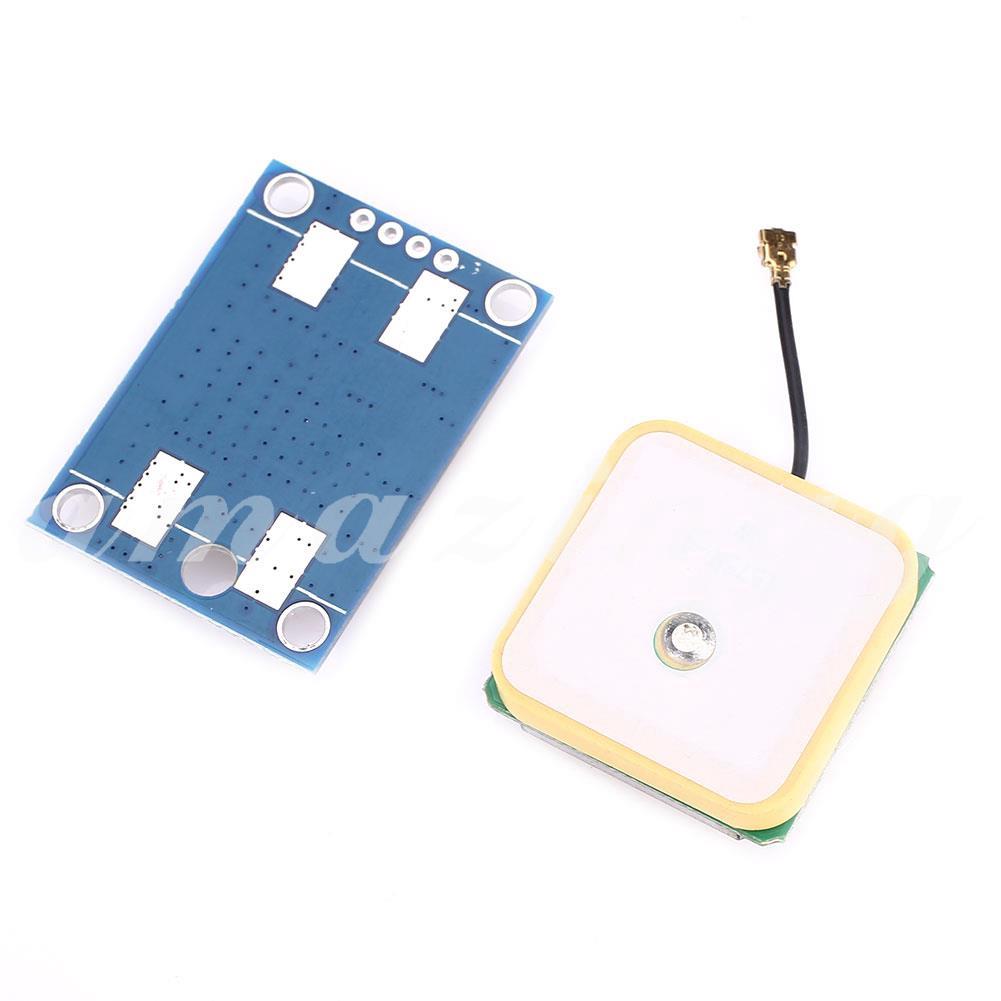 GY-NEO6MV2 Ublox NEO-6M GPS Module Board Plate Set For Arduino Flight  Controller
