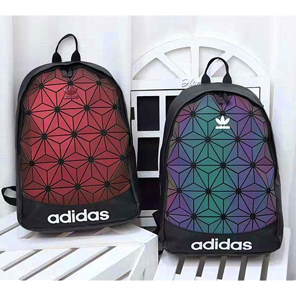 4b1eda1cae (ready stock) Original Adidas x Issey Miyake 3D Urban Mesh Roll Up Backpack